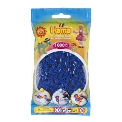Hama midi azul 1000 piezas