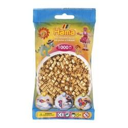 Hama midi oro 1000 piezas  [207-61]
