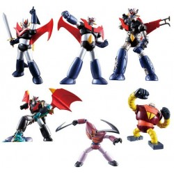 Mazinger Z - hozokeidamashii Impact Collection Figure (unidad) 1